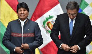 Gobierno peruano autorizó sobrevuelo de avión mexicano que recogerá a Evo Morales