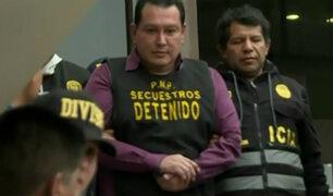Félix Moreno fue trasladado a penal Ancón I