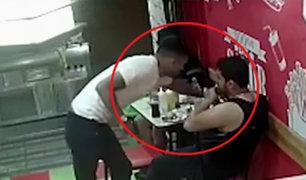 SMP: roban cadena valorizada en 8 mil soles a cliente de restaurante