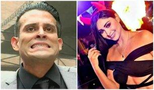 Christian Domínguez deja abierta posibilidad de mantener una relación con Pamela Franco