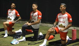 Selección Peruana: así fue el entrenamiento de la 'bicolor' en Miami