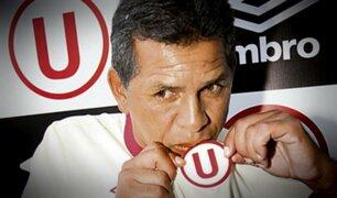 El 'Puma' Carranza pone en práctica sus clases de inglés: ''The U is the U''