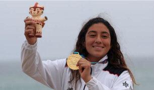 ¡ORGULLO! Surfista Daniella Rosas es nominada a mejor deportista del año