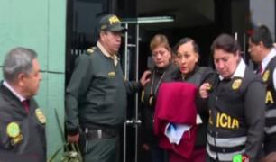 """Madre de Gerald Oropeza: """"soy inocente, por gusto me han traído"""""""