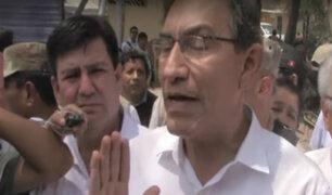 """Presidente Vizcarra: """"Dimos todas las facilidades para el vuelo de Evo Morales"""""""