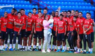 Nicolás el 'Guerrerito': pequeño se robó el corazón de la Selección en Miami