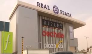 Ate: inauguran el centro comercial más grande del Perú
