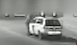 Chorrillos: cámara capta robo de auto en dos minutos