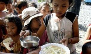 FAO advierte que el hambre en Perú se elevó en los últimos tres años