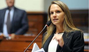 Caso Luciana León: declaran infundada apelación contra allanamiento a su vivienda