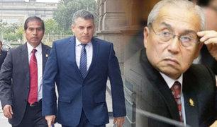 Fiscal Vela declaró ante el Poder Judicial por caso Pedro Chávarry