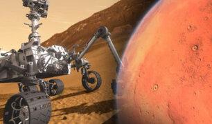NASA detecta en Marte un repentino e inexplicable aumento de oxígeno