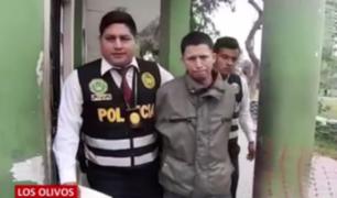 Los Olivos: familiares de mujer secuestrada por expareja piden máxima sanción
