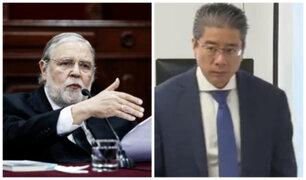 Caso Keiko: TC solicitó a fiscales que le remitan copias del testimonio de Jorge Yoshiyama