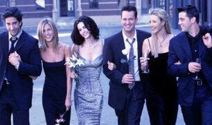 """¿Volverá el elenco original de """"Friends"""" a la pantalla chica?"""