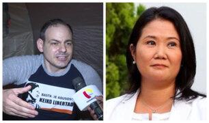 Mark Vito en huelga de hambre: Estoy harto de tantos abusos y excesos contra Keiko