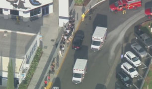 California: reportan tiroteo en escuela secundaria de Santa Clarita