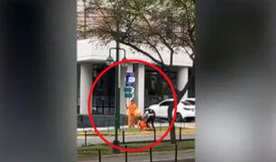 Jesús María: golpean a obrero para robarle su celular y dinero en efectivo
