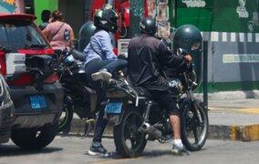 MTC prohíbe el servicio de taxi en motoy dispone bloqueo de aplicativos