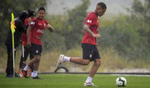 Miami: Selección Peruana posterga entrenamiento por intensa lluvia