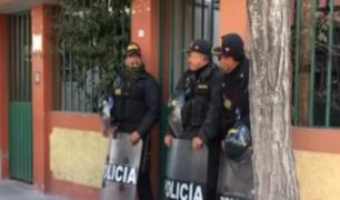 Arequipa: detienen a presuntos integrantes de banda de extorsionadores