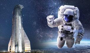 NASA presenta aplicación para teléfonos móviles donde puedes ser astronauta