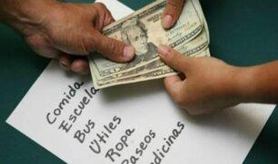 Elizabeth Zea sobre violencia económica: casi 3 mil padres son deudores alimentarios