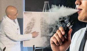 EEUU: realizan primer trasplante de pulmones vinculado al uso de cigarrillos electrónicos