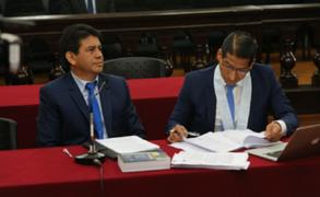 Tomás Gálvez se allanó al pedido de impedimento de salida del país en su contra
