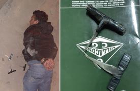 PNP captura a delincuentes que robaron vehículo tras activar Plan Cerco