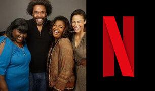 Actriz de ´Precious' denuncia a Netflix por discriminación racial y de género