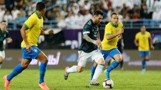 VIDEO: Argentina venció a Brasil con gol de Messi