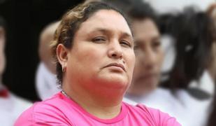 Abencia Meza: recurso de nulidad de sentencia en su contra se evaluará este martes