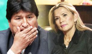 Bolivia: Gobierno interino advierte a Morales que si vuelve enfrentará a la justicia