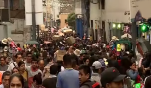 Mercado Central es una bomba de tiempo a pocas semanas de las fiestas navideñas