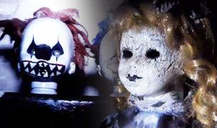 """El misterio de las """"muñecas poseídas"""" en Villa María del Triunfo"""