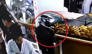 Lince: capturan a 'marca' que arrebató 15 mil soles a víctima
