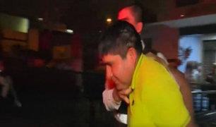SJL: mujeres denuncian por robo y tocamientos indebidos a taxista
