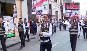 Mesa Redonda: Policía realiza operativo contra mercadería ilegal