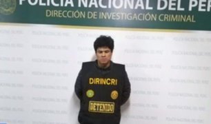 Surquillo: detenido por tráfico de drogas fugó luego que policía fue al baño