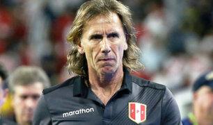 ¿Por qué Ricardo Gareca no dio conferencia de prensa tras derrota ante Colombia?