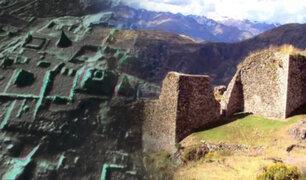 Tecnología láser revela antigua ciudad inca en los andes
