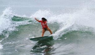Surf: Analí Gómez se consagró campeona latinoamericana del torneo