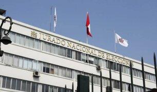 JNE: 63 autoridades municipales y regionales fueron vacadas en 2019