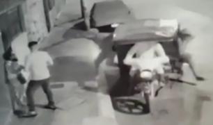 Tumbes: delincuentes asaltaron a una pareja frente a su casa