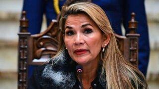 Bolivia: denuncian que carteles del narcotráfico quieren matar a Jeanine Áñez