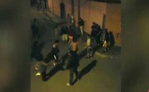 Los Olivos: enfrentamiento entre vecinos terminó a balazos