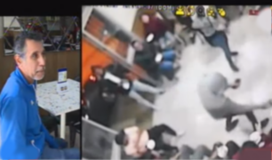 Comas: agentes de la PNP investigan asalto a familia en plena celebración de cumpleaños