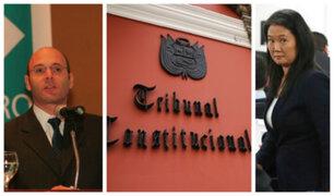 Hoy debate el TC sobre caso Keiko: ¿Se incluirá declaración de Dionisio Romero?