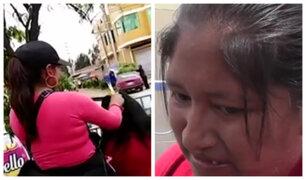 Huancayo: mujer vende su cabello para darle de comer a sus hijos